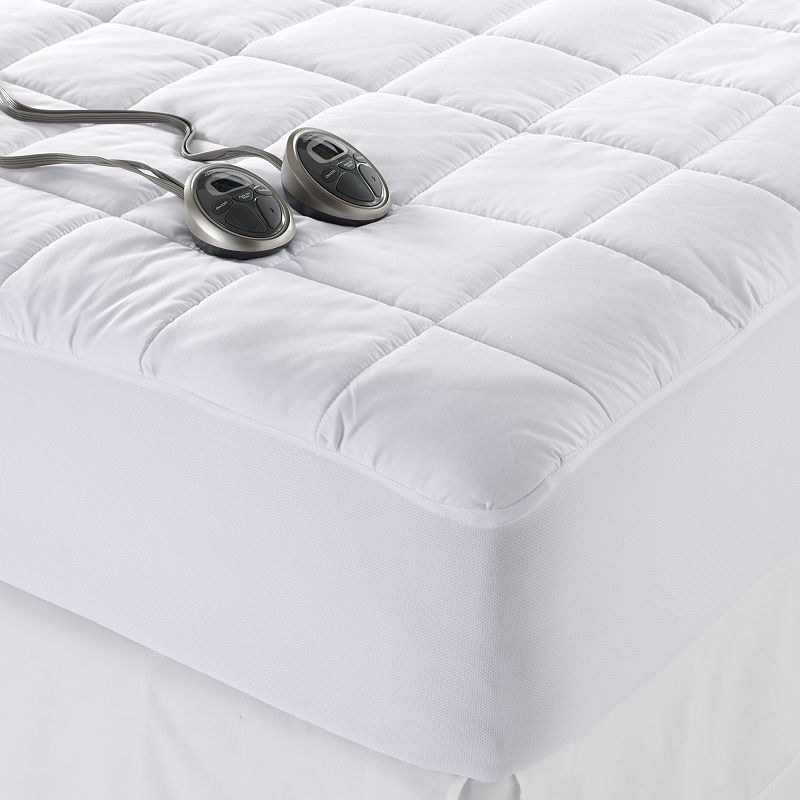 Biddeford Heated Mattress Pad Twin Or Full Bed Mattress Sale