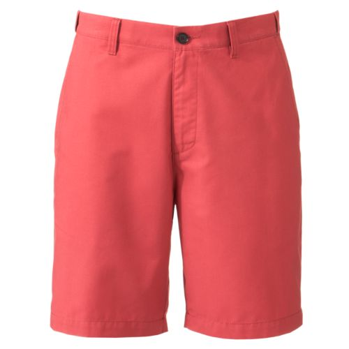 Croft & Barrow® Easy-Care Comfort Waist Flat-Front Shorts - Men