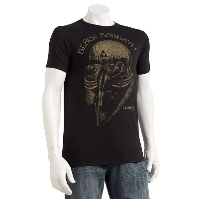 Black Sabbath '78 Tour Tee - Men