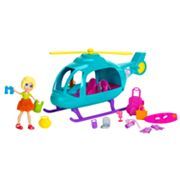 Polly Pocket Vacation Helicopter by Mattel