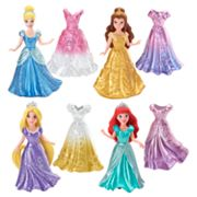 Disney Princess MagiClip Doll Set by Mattel