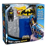 Batman Power Attack Blast and Battle Batcave by Mattel