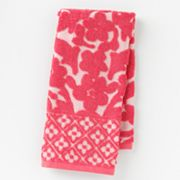 Croft and Barrow Cora Gilliflower Hand Towel
