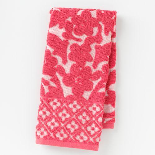 Croft & Barrow® Cora Gilliflower Hand Towel