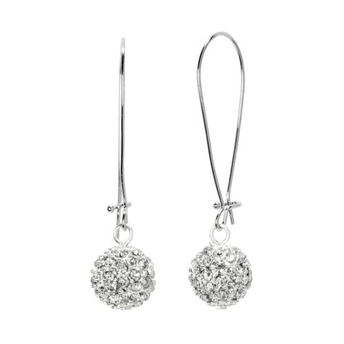 Simply Vera Vera Wang Bead Drop Earrings