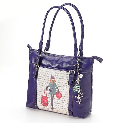Rosetti Text Talk Shopper