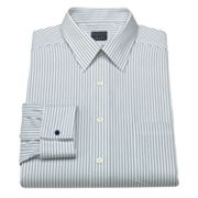Chaps Classic-Fit Point-Collar French Cuff Dress Shirt