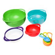 Gourmet Home Products 8-pc. Multicolor Prep Set