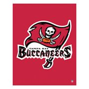 Tampa Bay Buccaneers Canvas Wall Art