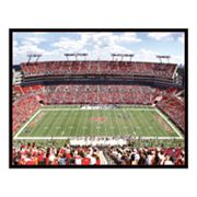 Raymond James Stadium Canvas Art