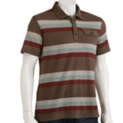 Unionbay Striped Polo - Men