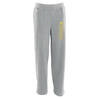 Russell Athletic West Virginia Mountaineers Fleece Pants - Women