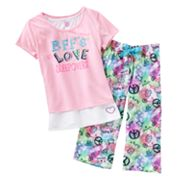 SO Sleepover Pajama Set - Girls 7-16