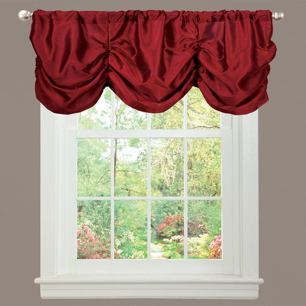 Lush Decor Estate Garden Window Valance