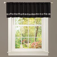 Lush Decor Night Sky Window Valance