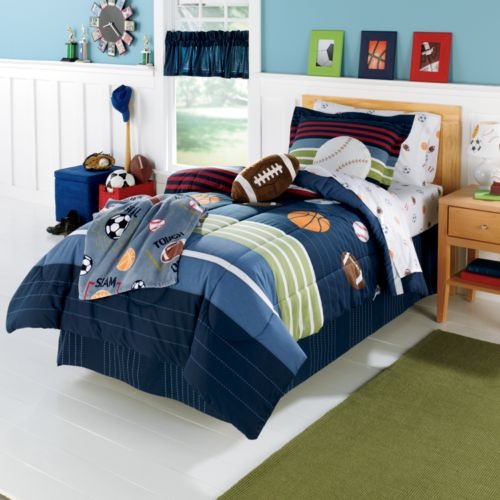 Jumping Beans® MVP 5-pc. Bed Set - Twin