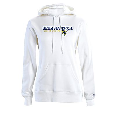 Russell Athletic Georgia Tech Yellow Jackets Hoodie - Women