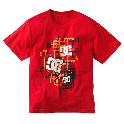 DC Shoes Co Noizy Tee - Boys 8-20