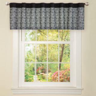 Lush Decor Leopard Window Valance