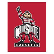 Ohio State Buckeyes Mascot Canvas Wall Art