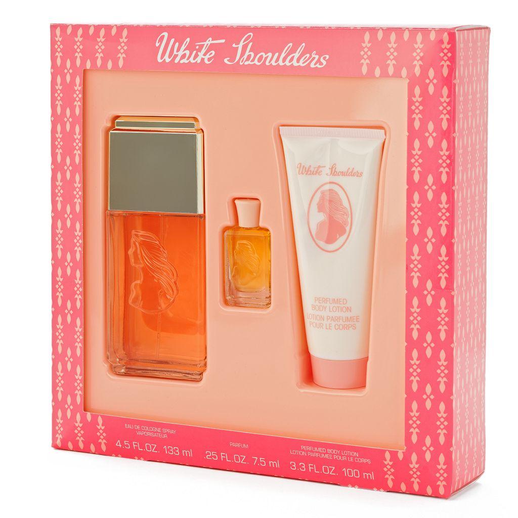 Evyan White Shoulders Women's Perfume Gift Set