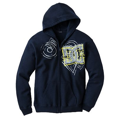 DC Shoe Co Stack Attack Hoodie - Boys 8-20