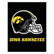 Iowa Hawkeyes Helmet Canvas Wall Art