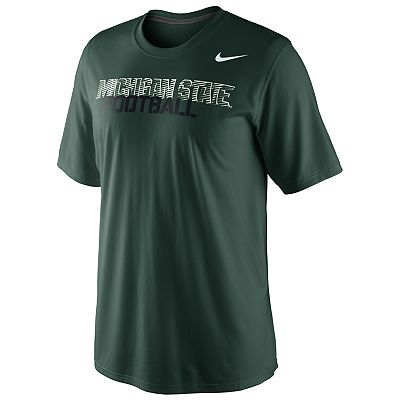 Nike Michigan State Spartans Legend Tee - Men
