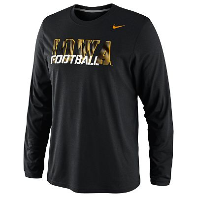 Nike Iowa Hawkeyes Legend Tee - Men