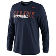 Nike Illinois Fighting Illini Legend Tee - Men