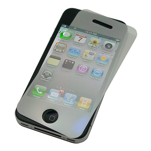 Sharper Image 2-pk. iPhone 4 Anti-Glare Cell Phone Screen Protectors