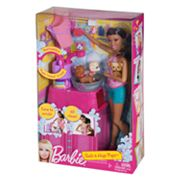 Barbie Suds and Hugs Pups Set by Mattel