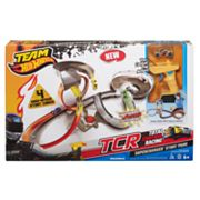 Hot Wheels Team Hot Wheels Total Control Racing Supercharged Stunt Park by Mattel