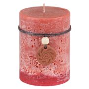 SONOMA life + style Red Currant 3 x 4 Pillar Candle