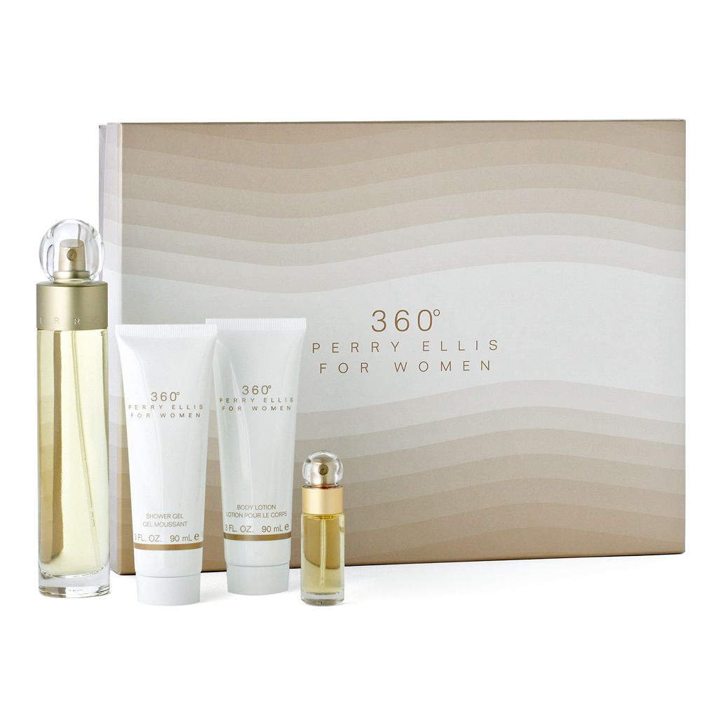 Perry Ellis 360° Women's Perfume Gift Set