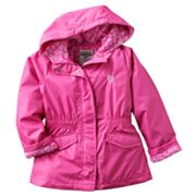 OshKosh B'gosh Heart Cuffed Active Jacket - Girls 4-6x