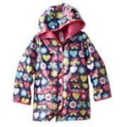 Carter's Floral Raincoat - Girls 4-6x