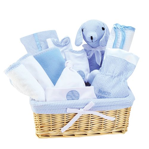 Trend Lab 12-pc. Deluxe Gift Set - Boy