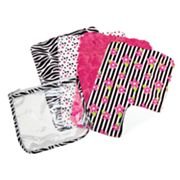 Trend Lab Zahara 5-pc. Burp Cloth Set