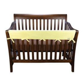 Trend Lab Long Fleece Crib Rail Cover