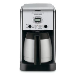 Cuisinart Extreme Brew 10-Cup Thermal Programmable Coffee Maker