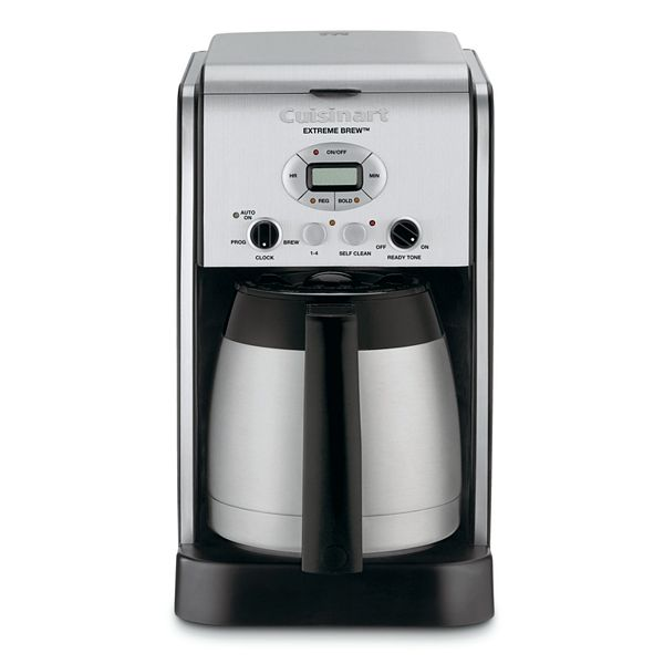 Cuisinart Extreme Brew 10 Cup Thermal Programmable Coffee Maker