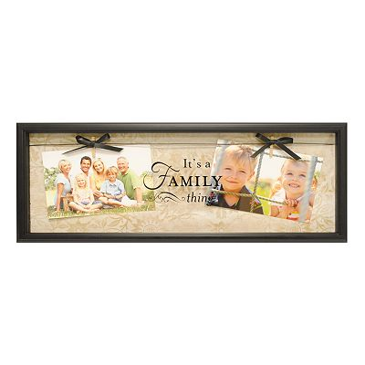It's A Family Thing 2-Opening Collage Frame