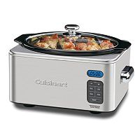Cuisinart 6.5-qt. Programmable Slow Cooker