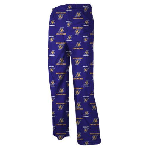 Los Angeles Lakers Lounge Pants - Boys 8-20