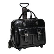 Siamod San Martino 17-in. Wheeled Laptop Case