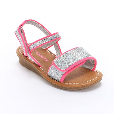 Carter's Lee Sandals - Toddler Girls