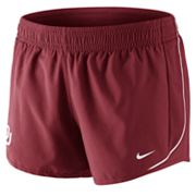 Nike Oklahoma Sooners 10K Dri-FIT Shorts - Women