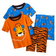 Jumping Beans Tiger Pajama Set - Baby