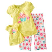 Jumping Beans Sweets Pajama Set - Girls 4-7
